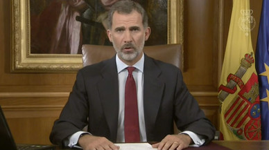 Barcelona rebutja declarar el Rei persona no grata
