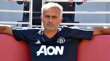 """Mourinho: """"Millor jugar ara contra el Barça"""""""