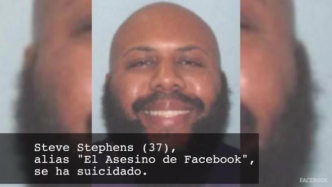Se suïcida l''assassí de Facebook Live'