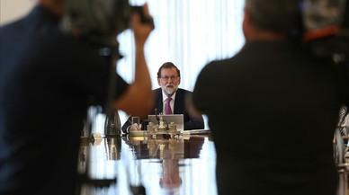 El Govern central suggereix que continua sobre la taula recórrer a l'article 155