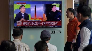 ¿Què és una bomba d'hidrogen? ¿Ho és la que ha provat Corea del Nord?