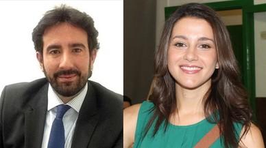 Xavier Cima e In�s Arrimadas se casan en Jerez de la Frontera.