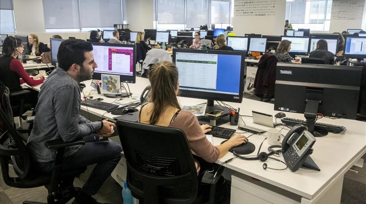 Les empreses tecnològiques es disparen un 43% durant la crisi