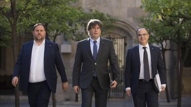 """La Generalitat titlla """"d'irresponsable"""" el discurs del Rei: """"Va fer de portaveu de Rajoy"""""""
