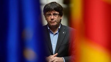 Puigdemont vol que la UE mediï entre Generalitat i Estat tras el referèndum