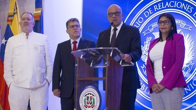 El Govern i l'oposició de Veneçuela avancen en la negociació d'un acord