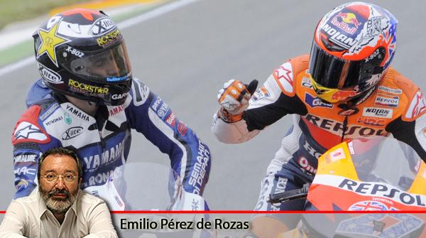 El apunte de Emilio P�rez de Rozas.