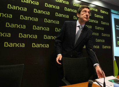 El presidente de Bankia, Jos Ignacio Goirigolzarri, este sbado, en Madrid.