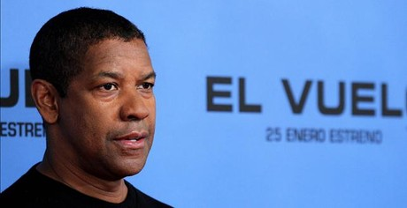 Denzel Washington en Berl�n.