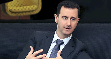 El presidente de Siria, Bachar al Asad. EFE