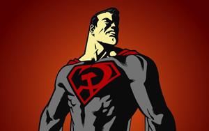 El fill roig, el Superman soviètic.