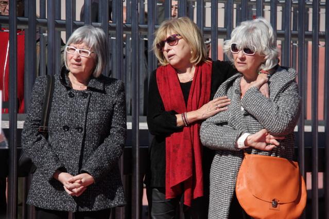Barcelona inaugura a Nou Barris un 'balc� de llibertat' en mem�ria de Puig Antich