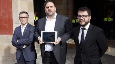 Revés del 'TC català' per als pressupostos per incloure el referèndum