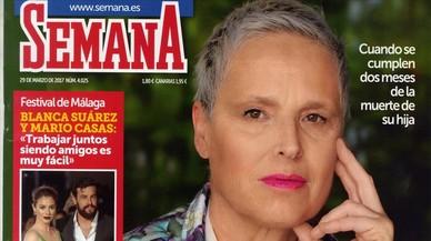 """Lucía Dominguín: """"Perdre qui estimes amb bogeria és insuportable"""""""