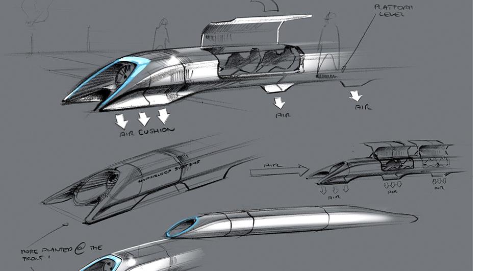 El Hyperloop de Munsk será Made in Spain (ES)