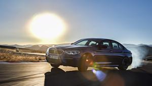 El nuevo BMW M5.