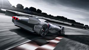 Nuevo Peugeot L750 R Hybrid Vision Gran Turismo