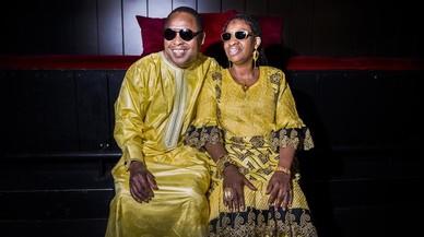 Amadou & Mariam, protesta en la disco
