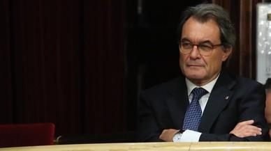 Artur Mas deposita 2,2 millones al Tribunal de Cuentas por el 9-N