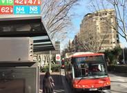 Con el dinero recaudado se reforzarán las líneas de autobús que llevan hasta las playas, se ampliará la señalización turística de peatones de la Trinitat Vella y se renovará el vial de servicio de la plaza Lesseps.