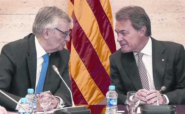 Cisma entre fiscales por el 'no' catalán a la querella contra Mas