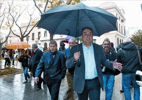 El juez levanta la parte del secreto de sumario vinculada con Soriano y los empresarios
