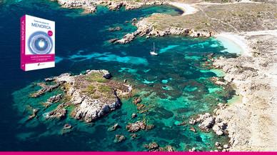 """Playas y calasdel libro """" Todas las playas de Menorca """" en la fotoCala En Tosqueta."""