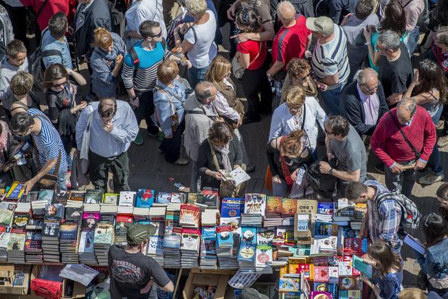 ¿Cuál será el libro más vendido de Sant Jordi?