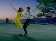 Emma Stone y Ryan Gosling, en 'La La Land'.