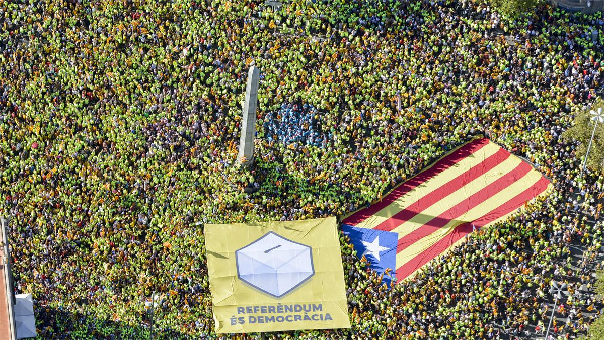 El 'Financial Times' asegura que el 1-O no legitima la independencia de Catalunya