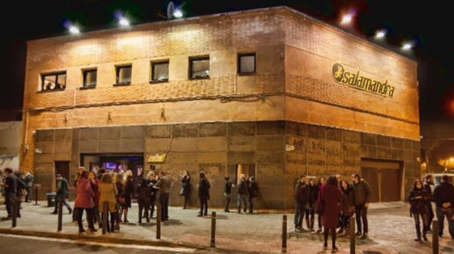 Una imagen de archivo de la Sala Salamandra de l'Hospitalet, una noche de concierto. FOTO: ACN