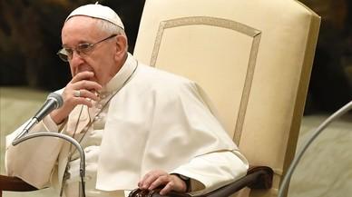 El Papa prologa el llibre d'una víctima d'un capellà pederasta