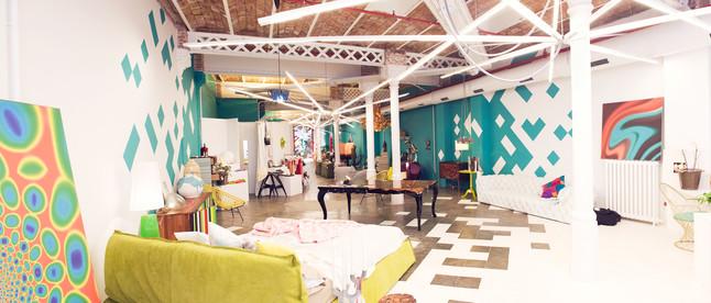 39 concepts stores 39 otra forma de vender dise o - Trabajo de pintor en barcelona ...