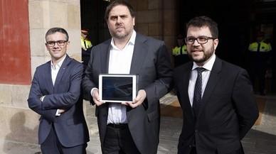 Revés del 'TC catalán' a los presupuestos por incluir el referéndum