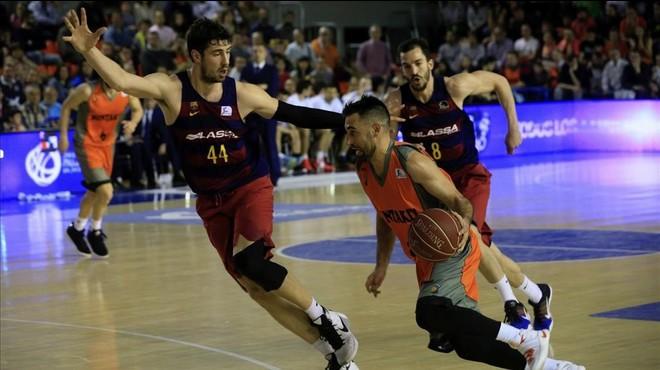 El Barça afronta carregat de confiança l'eliminatòria contra el Lokomotiv