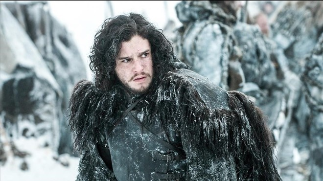 'Joc de trons': filtrat el nom real de Jon Neu
