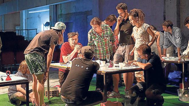 El festival encoratja els espectadors inquiets
