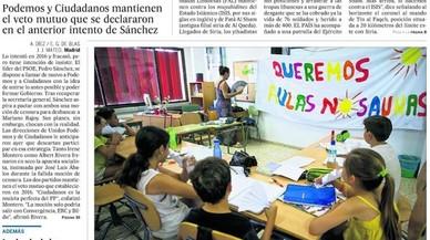 El pla de Sánchez contra Rajoy s'encalla en poques hores; el 'cas Forcadell' arribarà a l'ONU