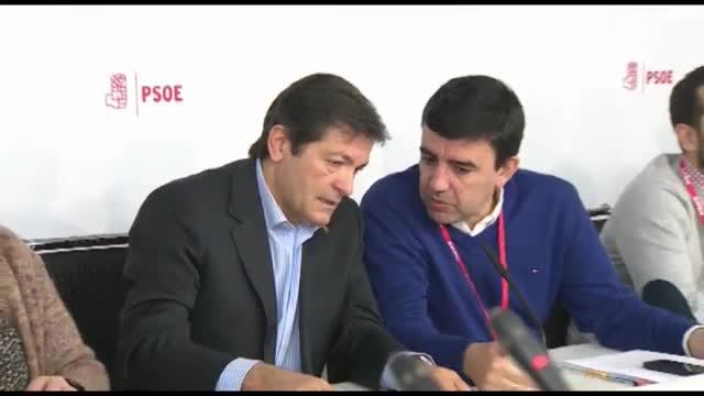 """Javier Fernández crida a la unitat i demana al PSOE que abandoni el """"meliquisme"""""""