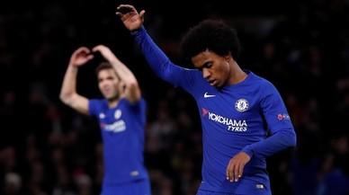 L'ombra del Chelsea plana sobre el Barça