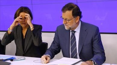 Rajoy es presentarà a la reelecció al PP