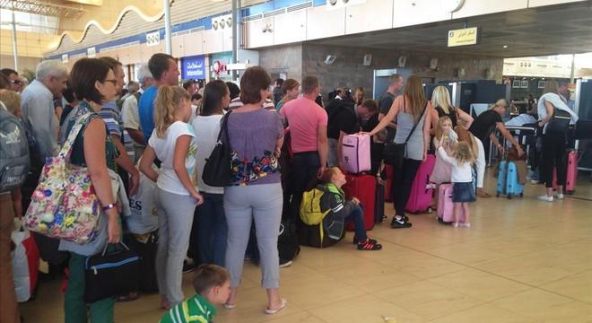 La llegada de turistas aumentó el 11,6% hasta mayo