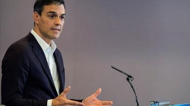El PSOE vol garantir que no s'aplica el 155 si hi ha eleccions