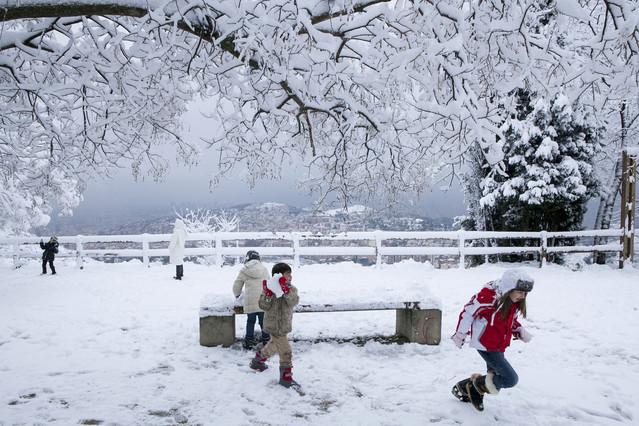 El descenso de las temperaturas deja varias comarcas catalanas bajo cero