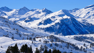 El canvi climàtic, una amenaça per a l'esquí