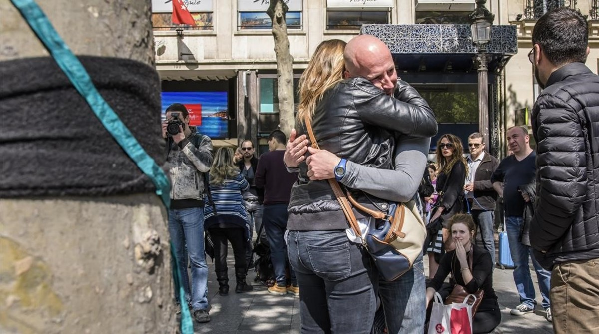 El terror pone un final traumático a la campaña en Francia