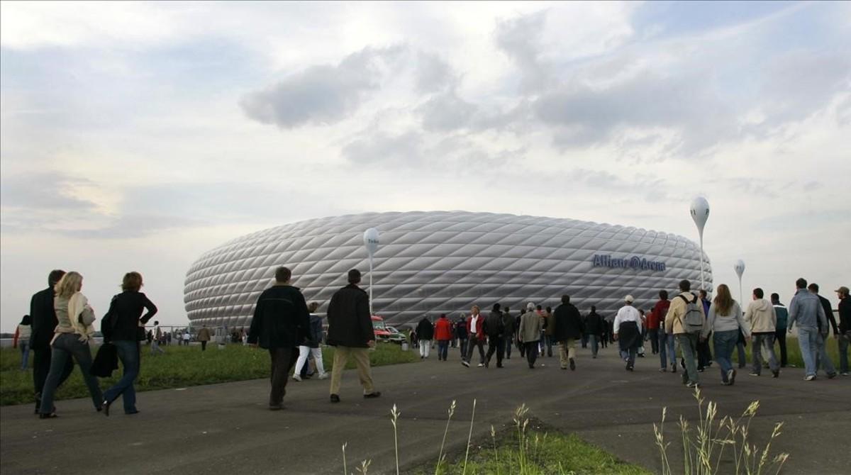 La policia alemanya no veu perillar el Bayern- Madrid