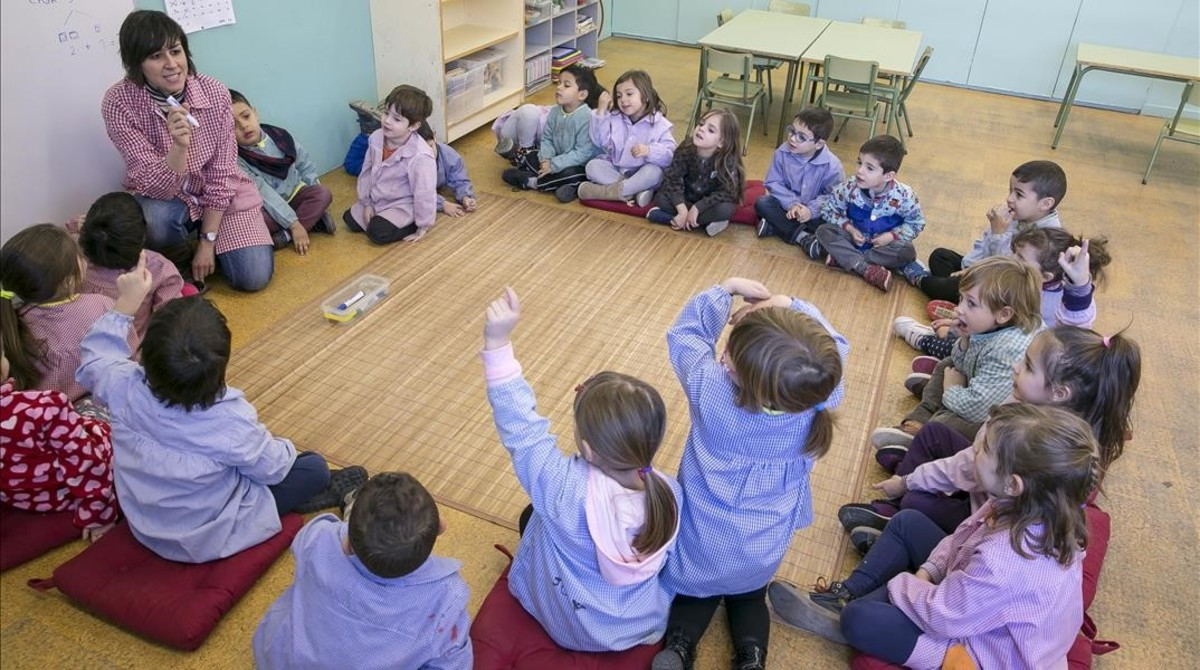 Barcelona se marca el reto de que todas sus escuelas sean innovadoras en el 2020