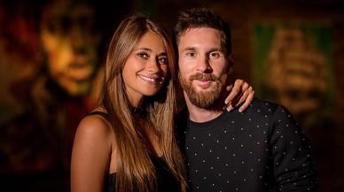 Així serà el casament de Messi i Antonella