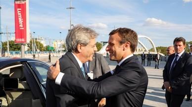 Italia y Francia logran un acuerdo sobre los astilleros de Saint-Nazaire